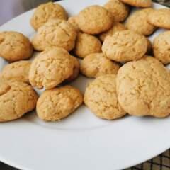 Ginger citrus cookies