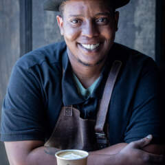 Cape Town's coolest barista Moses Lebofa on celebrating African coffee