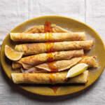 Cinnamon-sugared-brandy-pancakes