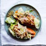 Gourmet-crab-roll