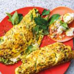 Green-omelette