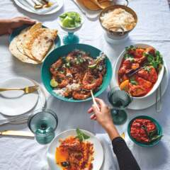 The ultimate Eid menu by Zorah Booley-Samaai