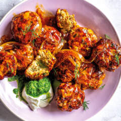 Chicken patties