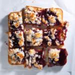 Coconut-and-jam-shortbread