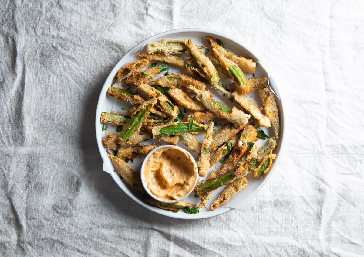 Deep-fried-okra