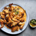 Thai-red-curry-chicken-wings