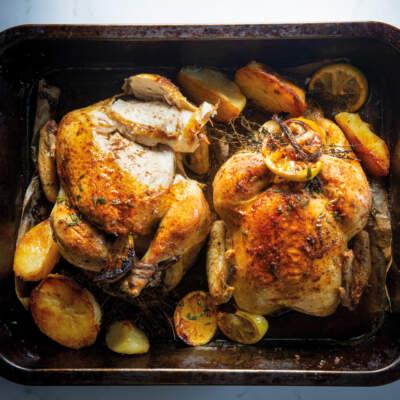 Best-ever roast chicken