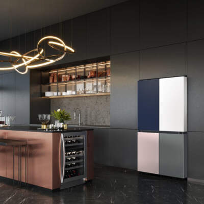 SPONSORED: Finally, a fridge that matches your taste
