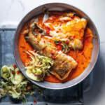 Ultimate peri-peri sauce with hake