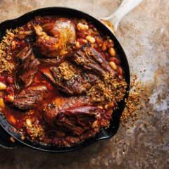 Duck-and-brisket cassoulet