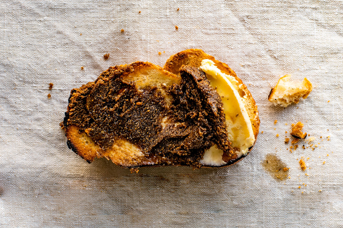 xigugu butter on bread