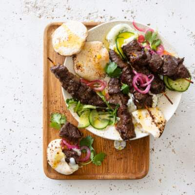 Meet your new favourite kebabs